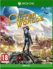 Obsidian Entertainment The Outer Worlds - Xbox One