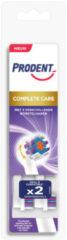 Witte Onlineshop PRODENT COMPLETE CARE 5 X OPZETBORSTEL Met 3 verschillende Borstelharen compatible x2( 3 x Complete care ) (2 x whitening)