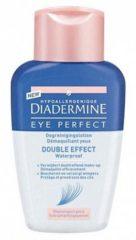 Diadermine Reinigings Lotion Oog Double Effect Waterproof 125ml