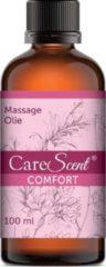 CareScent Comfort Massage Olie | Incl. Sinaasappel / Grapefruit / Geranium / Scharlei Olie | Massageolie - 100 ml