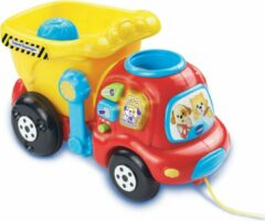 Rode VTech Baby Kiepwagen - Activity-center