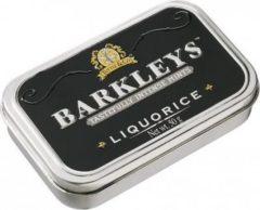Barkleys Classic mints liquorice 50 Gram