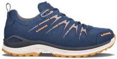 INNOX EVO GTX® LO Ws All Terrain Sport Schuhe Lowa stahlblau/mandarine