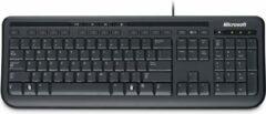 Microsoft Wired 600 - Toetsenbord - Qwerty - Zwart