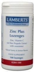 Lamberts Zinc Plus Zuigtb 8284