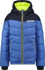 Vingino gewatteerde winter jas Tugra blauw/donkerblauw
