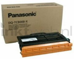 Panasonic DQ-TCB008-X tonercartridge Origineel Zwart 1 stuk(s)