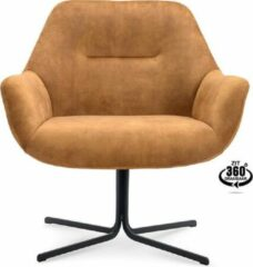 Happy Hair Happy Chairs – Fauteuil Lopez - Velvet Cognac