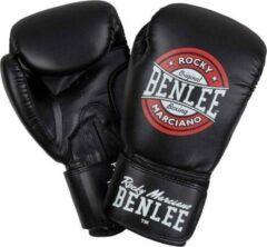 Benlee Pressure Bokshandschoenen Vechtsporthandschoenen - Unisex - zwart/wit/rood