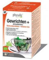 Physalis Gewrichten+ thee bio 20 Stuks