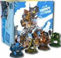 Cryptozoic Entertainment GKR Heavy Hitters - EN