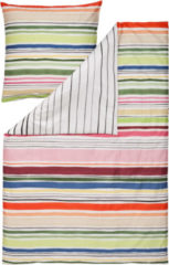 Mako-Satin Bettwäsche Fun Stripes Estella multicolor