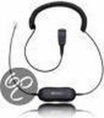 Jabra GN1220 Sound limiter RJ9 Zwart telefoonkabel