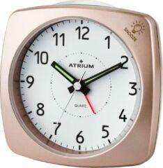 ATRIUM wekker Analoog Brons - A251-17