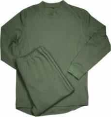 Fostex Thermo ondergoed set groen