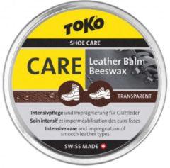 Gele Toko - Leatherbalm maat 50 g grijs/geel