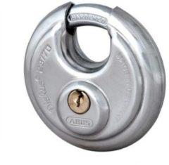 Abus hangslot 145x105x67mm zilver