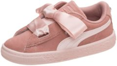Rosa PUMA Sneaker »Suede Heart Jewel«
