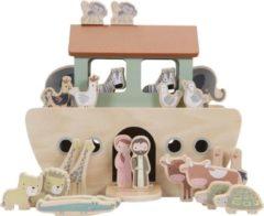 Little Dutch houten Ark van Noach