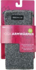 Yoga-armwarmers graphit - katoen Armwarmers YOGISTAR