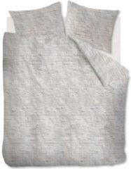 Witte At Home Light - Dekbedovertrek - Eenpersoons - 140x200/220 cm + 1 kussensloop 60x70 cm - White