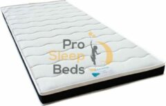 Witte Pro Sleep Beds - T-Latex Topper - 140x-200 - 8cm