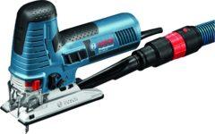 Bosch Professional Bosch GST 160 CE Professional Decoupeerzaag - In multifunctionele L-BOXX - Incl. 3 zaagbladen