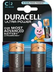 Duracell UltraPower-C (K.2) - Alkaline-Batterie 1,5V (MX1400/LR14) UltraPower-C (K.2), Aktionspreis