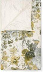 ESSENZA Maily Plaid Olive - 135x170 cm