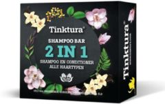 Tinktura Shampoo bar 2 in 1 shampoo/conditioner 1 Stuks