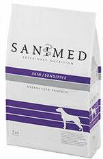 Sanimed Skin/Sensitive Dog - 3 kg