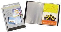 5 Star personaliseerbaar showalbum, ft A4, 60 tassen, zwart