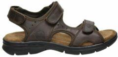 Panama Jack Salton Basics nubuck sandalen bruin