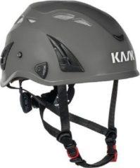 Antraciet-grijze Kask Superplasma PL industriële helm met Sanitized-technologie Antraciet (lichtgrijs)