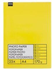 HEMA Glossy Fotopapier