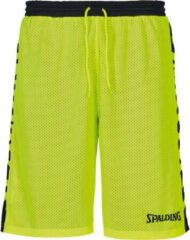 Gele Spalding Short Essential Reversible Short Basketbal