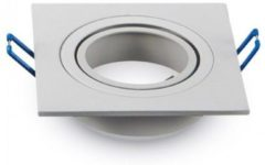 INTOLED Mallorca GU10 aluminium armatuur kleur wit