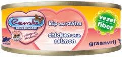 Renske Vers Kat Vezel 70 g - Kattenvoer - Kip&Zalm