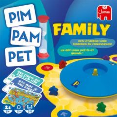 Jumbo bordspel Pim Pam Pet (NL/FR)