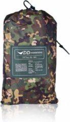 Groene DD Hammocks Tarp XL - Multicam - 4,5 x 3 m