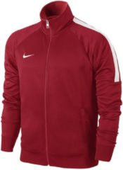 Trainingsjacke Team Club Trainer Jacket 658683 Nike University Red/White