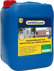 Transparante Guard Industrie Waterafstotende hydrofuge / impregneer voor beschermen van gevels en daken tegen water – Imperguard – 5L