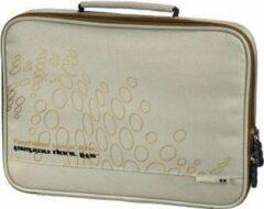 Hama 00101365 notebooktas 25,9 cm (10.2'') Opbergmap/sleeve Beige