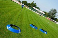 Blauwe Powershot Voetbalgolf Set 3