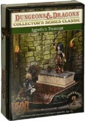 Dungeons and Dragons D&D Iggwilv's Treasure Collector's Series Classic Miniatures