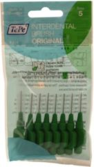 TePe - Interdental Brush Normal (0.8 mm groen 8 pcs) - interdental toothbrushes