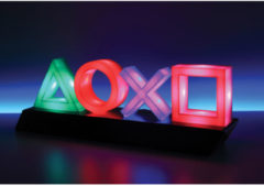 Decoratieve verlichting Paladone Playstation Icons Light