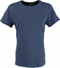 G-Star RAW G-star blauw t-shirt - Maat S