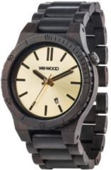 Arrow Black Gold Herren-Holzuhr WW31003 WeWood gold