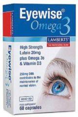 Lamberts Eyewise Omega 3 /l8582-60 groter dan